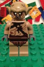 LEGO LORD OF THE RINGS 9476 MORDOR ORC Minifigure Ears dark tan