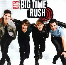 Big Time Rush [UK Fan Edition] by Big Time Rush (CD, Jul-2011, Columbia (USA))