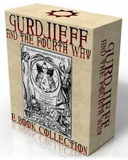 G I GURDJIEFF 56 book library on CD! Fourth Way, Sufism