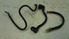1975 Honda CB750 F Super Sport SS H799' assorted ground power wire set