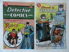 Detective Comics Special Reprint #38 (1995, DC) mint  BLOCKBUSTER VIDEO PROMO