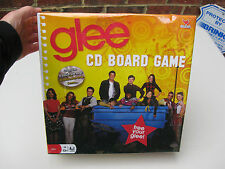 Glee TV Show CD Board Game By Cardinal 2010~New & Factory Sealed!