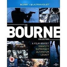 The Bourne Identity / The Bourne Supremacy / The Bourne Ultimatum / The Bourne L