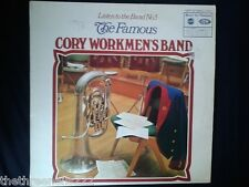 VINYL LP - THE FAMOUS CORY WORKMENS BAND - MFP1313