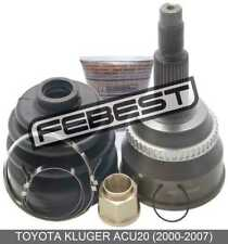 Outer Cv Joint 34X61X30 For Toyota Kluger Acu20 (2000-2007)