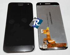 TOUCH SCREEN VETRO COMPLETO DI LCD DISPLAY Per Huawei Ascend G7-L01 Nero