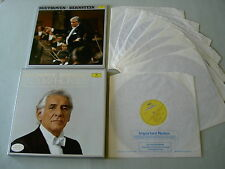 DG 2740 216 BEETHOVEN The 9 Symphonies Bernstein vinyl 8LP box set