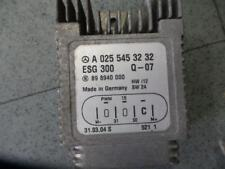 MERCEDES A CLASS MISC W168 10/98-03/05 RAD FAN CONTROLLER ESG300 A0255453232