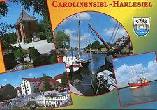 Alte Postkarte - Carolinensiel-Harlesiel