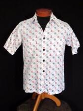 Camicie casual e maglie vintage da uomo bianche taglia M da Stati Uniti