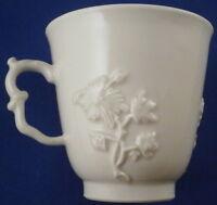 Antique 18thC Meissen Porcelain Blanc de Chine Cup Porzellan Tasse 1730 German