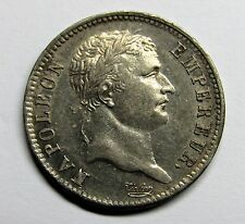 Très belle monnaie - 1 Franc - Napoléon Ier - 1808 BB - Strasbourg -