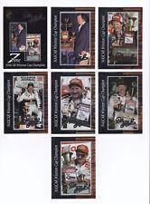 "01-03 Press Pass DALE EARNHARDT #DE5 ""1990 NASCAR Champion"" (01 VIP) BV$15!!"