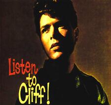 Cliff Richard ~ Listen to Cliff! CD * VERY GOOD *