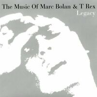 Marc Bolan Legacy-The music of Marc Bolan & T. Rex (by Ray Dorset, John M.. [CD]