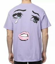 Empyre Heartbreaker Purple T-Shirt OG Script Tears Tee Cry Away Shirt Fashion