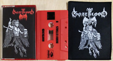 Goatblood - Nekro Rituals + Patch (Ger), Tape