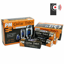 Amplifier POWER PM GUITAR Tube RANGE >> SELECT model from MENU Single & MATCHED