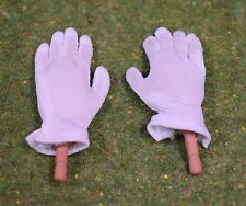 DRAGON DREAMS 1/6 WW II GERMAN LUFTWAFFE CRISTOF HANDS AND WHITE GLOVES
