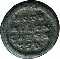 CONSTANTINE II Jr. Constantine I the Great son Ancient Roman Coin Wreath i79421