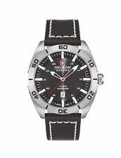 Hanowa Swiss Military 6-4282.04.007 Gents Champ Black Strap Watch