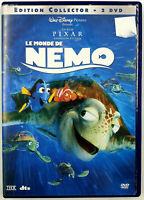 DVD Disney - Le Monde de Nemo édition collector - Classique n°72 - FR