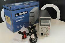 QJE PS3010 0-30V (Volt) 0-10 Amp Switch Mode Power Supply - Radioworld UK