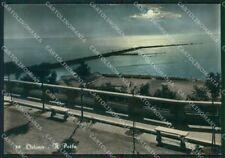 Chieti Ortona Chiaro di Luna Foto FG cartolina ZKM8383