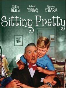 Sitting Pretty DVD Clifton Webb Brand New and Sealed Australia
