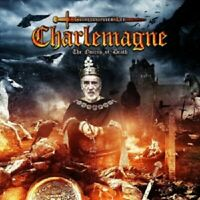 CHRISTOPHER LEE - CHARLEMAGNE: THE OMENS OF DEATH  CD HEAVY METAL HARD ROCK NEU