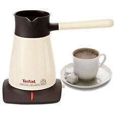 Tefal Delight Greek Turkish Coffee Maker Machine Electric Pot Briki Beige
