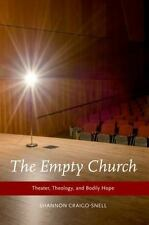 THE EMPTY CHURCH - CRAIGO-SNELL, SHANNON - NEW PAPERBACK BOOK