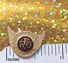 REO Motor Car Co -  hat pin , lapel pin , tie tc , hatpin , pin  GIFT BOXD lg