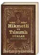 Hikmetli ve Tilsimli Dualar Sahmeran Duasi Dua Türkce Arapca ve Mealli Kitap