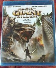 Jack the Giant Killer (Blu-ray) NEW Factory Sealed