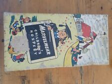 Vintage Children's Hosiery Box + Socks
