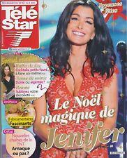 Télé Star / 24-12-2012 N°1891 :Jenifer -O.Ruiz -Richard Gere-Olivia Newton John