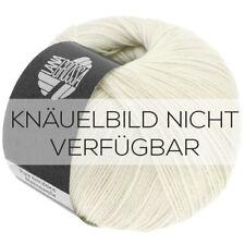 Wolle Kreativ! Lana Grossa - Alta Moda Alpaca - Fb. 16 ziegelrot/schwarz 50 g
