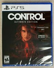 Control: Ultimate Edition (Sony PlayStation 5 / Ps5, 2021) - Brand New / Sealed