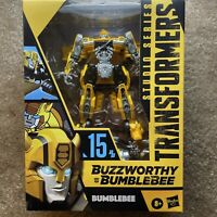 "Transformers Buzzworthy BUMBLEBEE #15 Studio Series 5"" Figure NEW! Ships Fast"