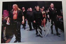 Chyna Signed 1999 Comic Images SmackDown Chrome Insert WWF WWE Card C2 Autograph