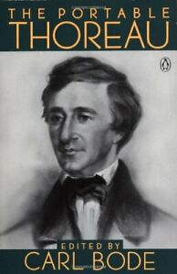 The Portable Thoreau (Penguin Classics) by Thoreau, Henry Paperback Book The