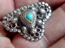 BAGUE TURQUOISE MAROC MAGHREB BERBERE