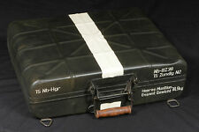 STENCIL SET FOR WW2 WWII GERMAN AMMO BOX CASE CONTAINER SMOKE GRENADE Nb-Hgr