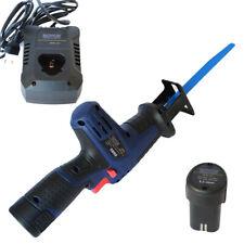 Sega Elettrica 12V a batteria ricaricabile Sega a Gattuccio 2 Batterie a Litio