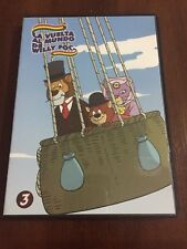 LA VUELTA AL MUNDO DE WILLY FOG VOLUMEN 3 - CAPS 7 Y 8 - DVD PAL 2 - 50 MIN NEW
