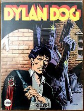 Dylan Dog #12 – Serie Originale (Killer), Ed. Bonelli, 1987