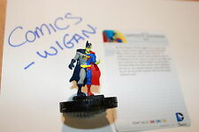 DC Heroclix superman ennemis op Kit composite Superman / Batman