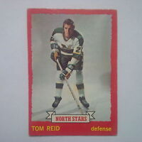 1973-74 OPC O-Pee-Chee #109 Tom Reid Minnesota North Stars - EX