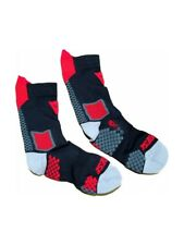Motorcycle Dainese D-core Mid Socks - Red UK 8052644379310 M